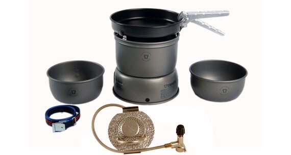 Trangia 27-3 UL ALU HA Friluftskök Ultralight, Aluminium med gasbrännare silver